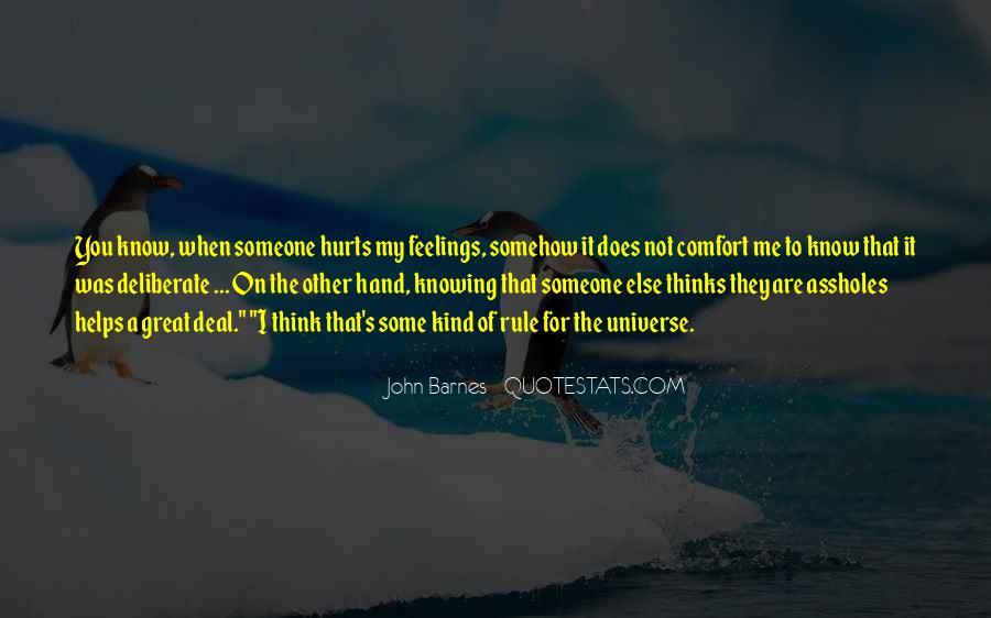 John Barnes Quotes #39700