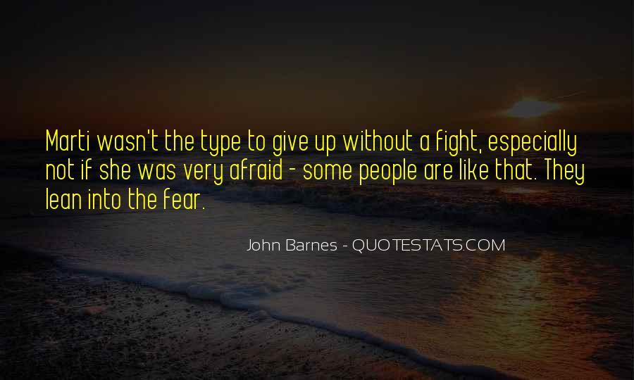 John Barnes Quotes #983212