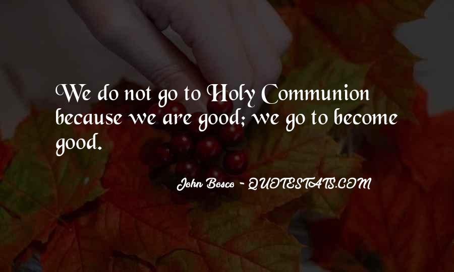John Bosco Quotes #1073464