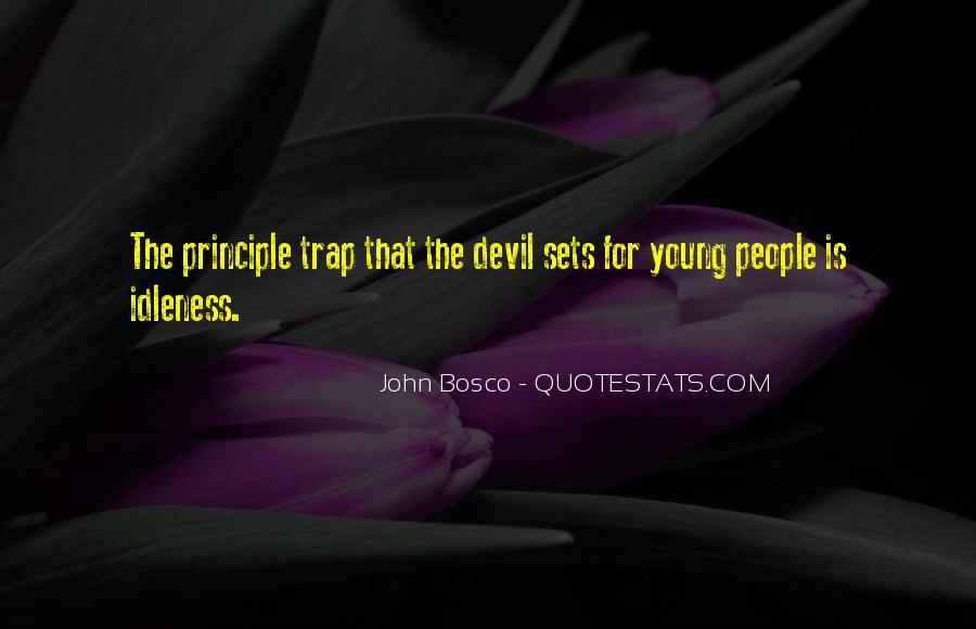 John Bosco Quotes #1251127