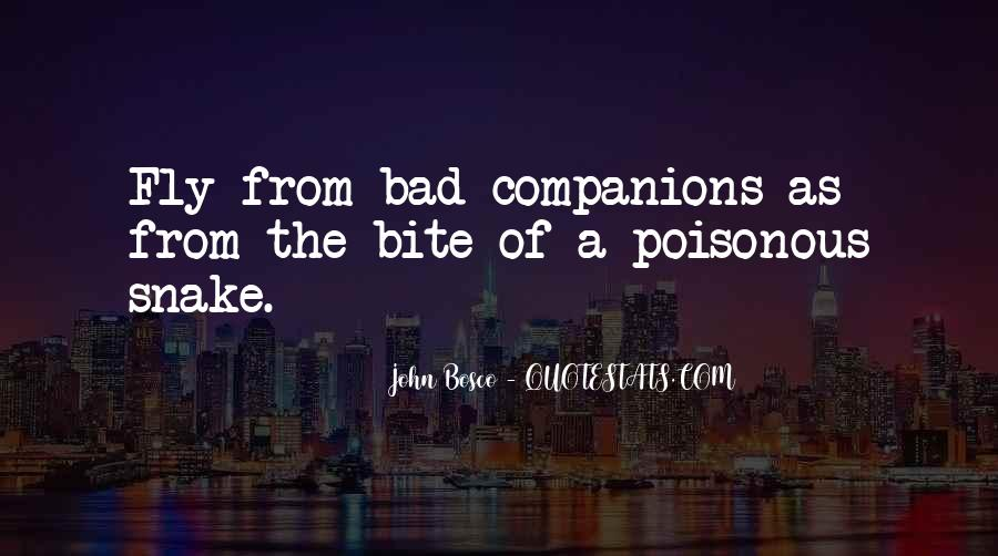 John Bosco Quotes #1555992