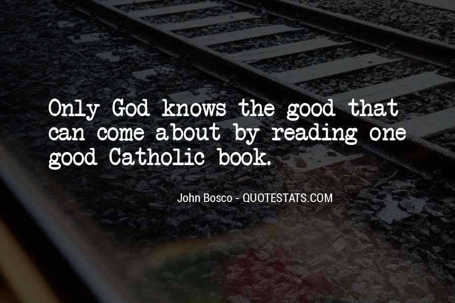 John Bosco Quotes #272638