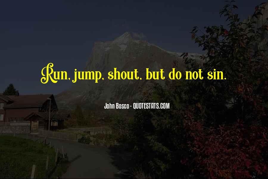 John Bosco Quotes #606141