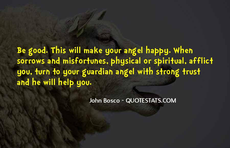 John Bosco Quotes #727147