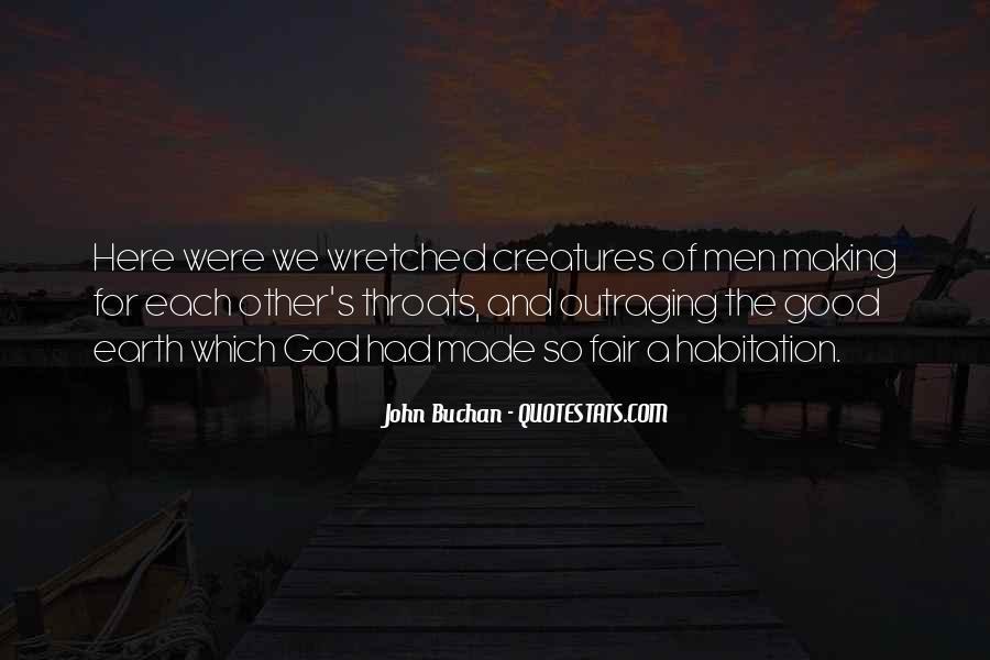 John Buchan Quotes #1065095