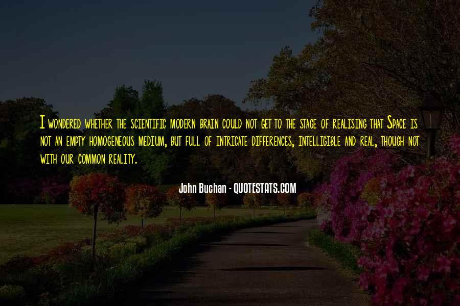 John Buchan Quotes #1077966