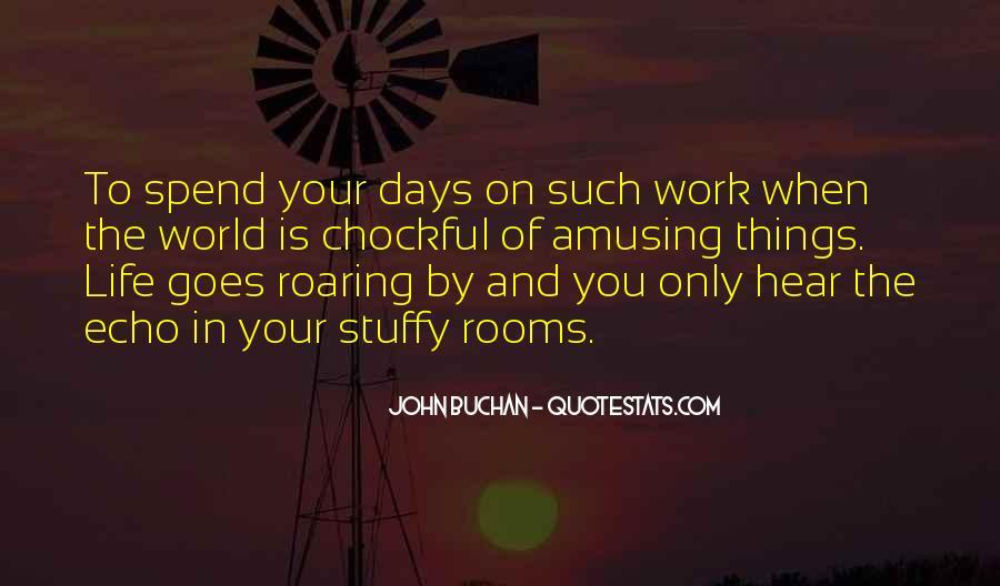 John Buchan Quotes #108468