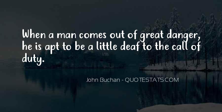 John Buchan Quotes #1093
