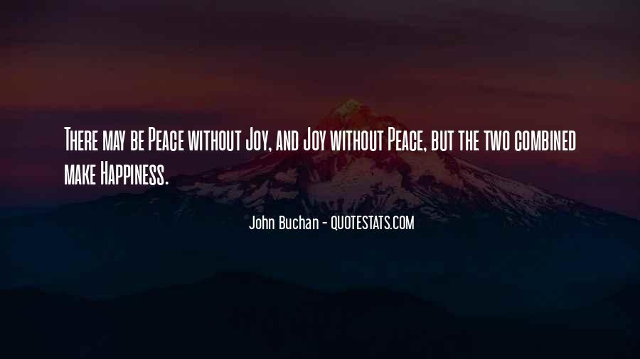 John Buchan Quotes #1146881