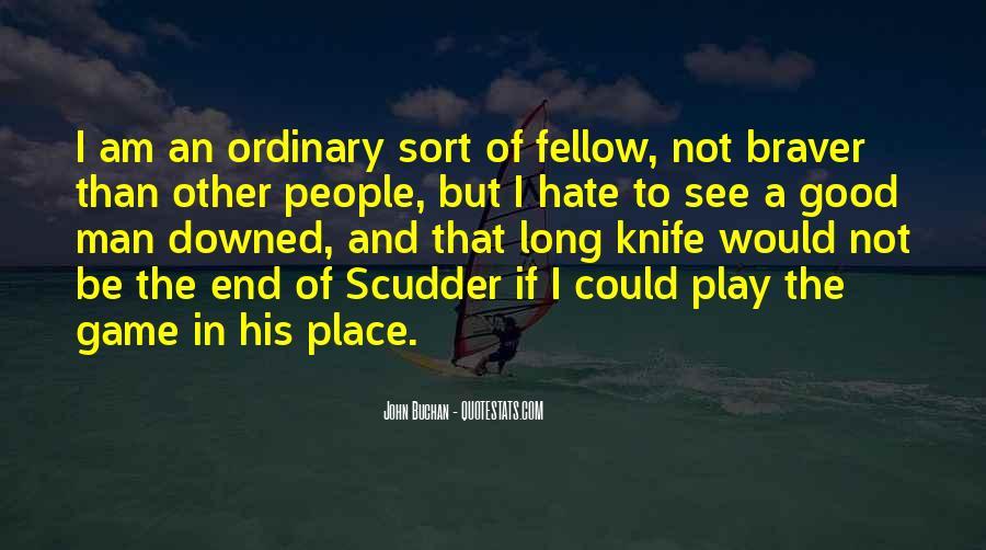 John Buchan Quotes #1210112
