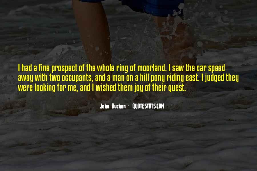 John Buchan Quotes #1324314