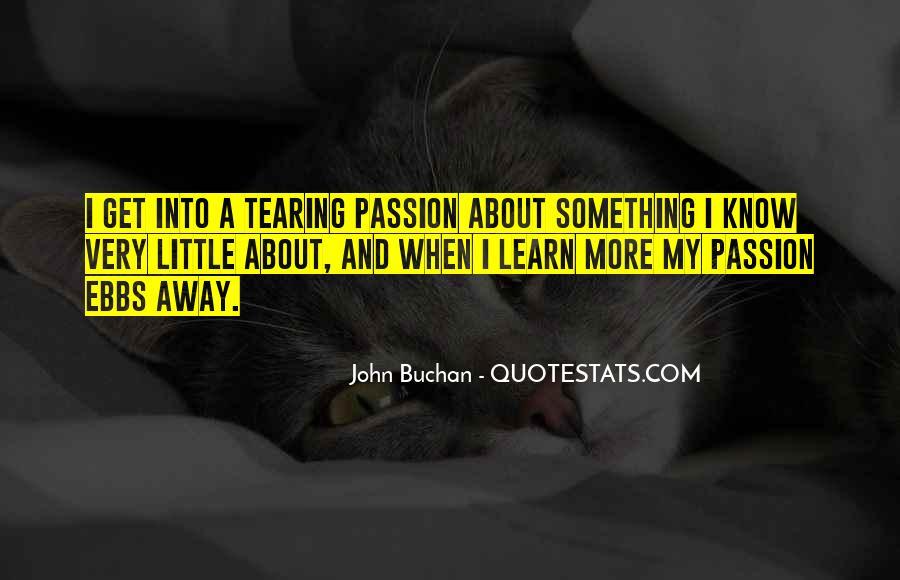 John Buchan Quotes #134650
