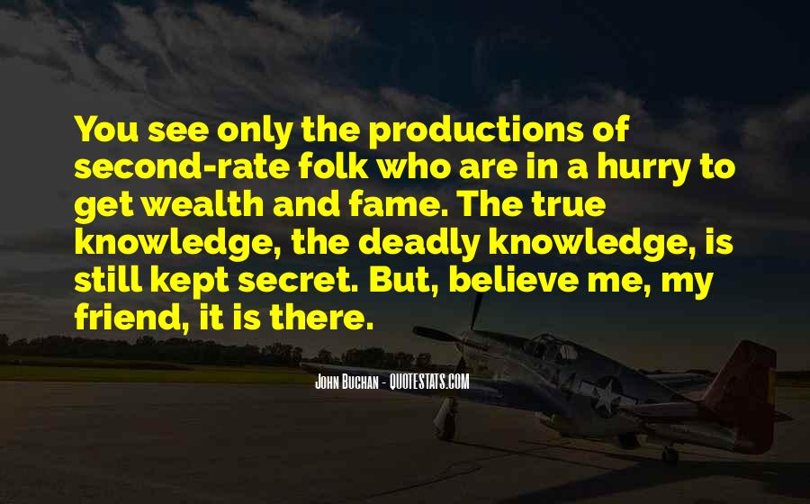 John Buchan Quotes #1388632