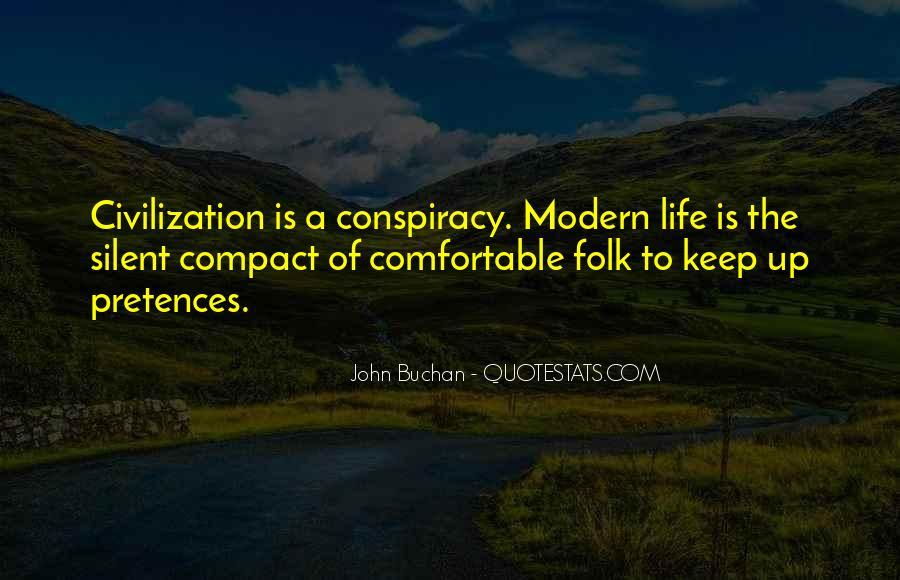 John Buchan Quotes #1443230
