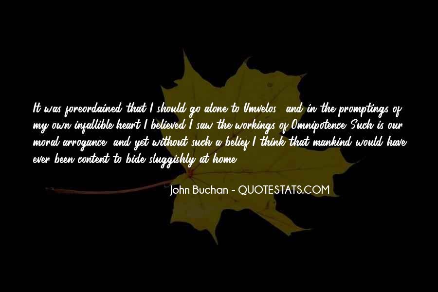 John Buchan Quotes #1491115