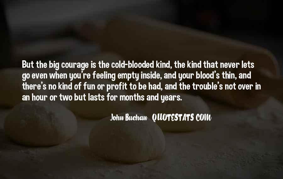 John Buchan Quotes #1493065
