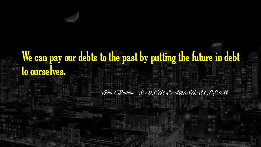John Buchan Quotes #166932