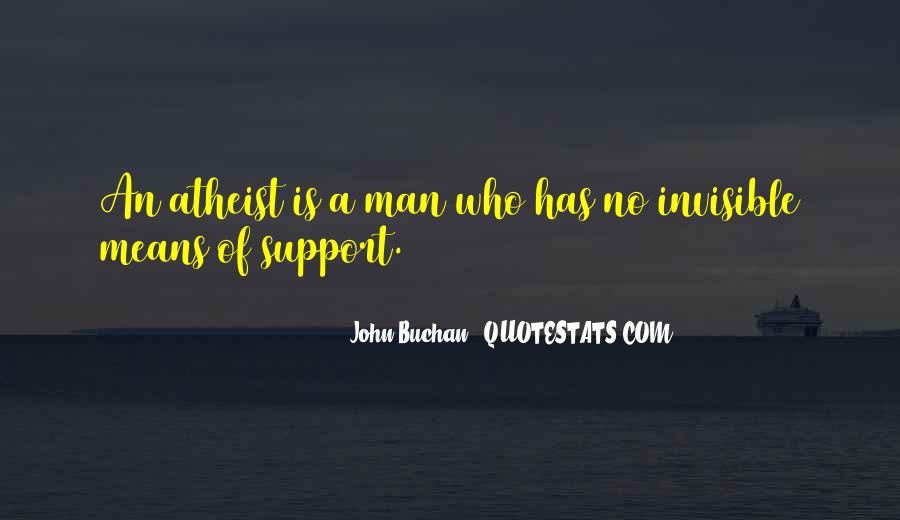 John Buchan Quotes #1697678