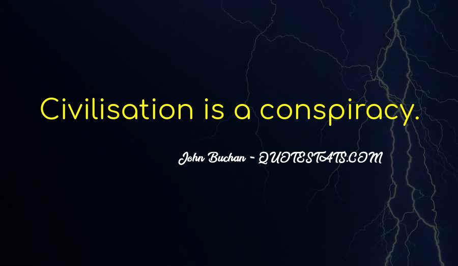 John Buchan Quotes #1846732