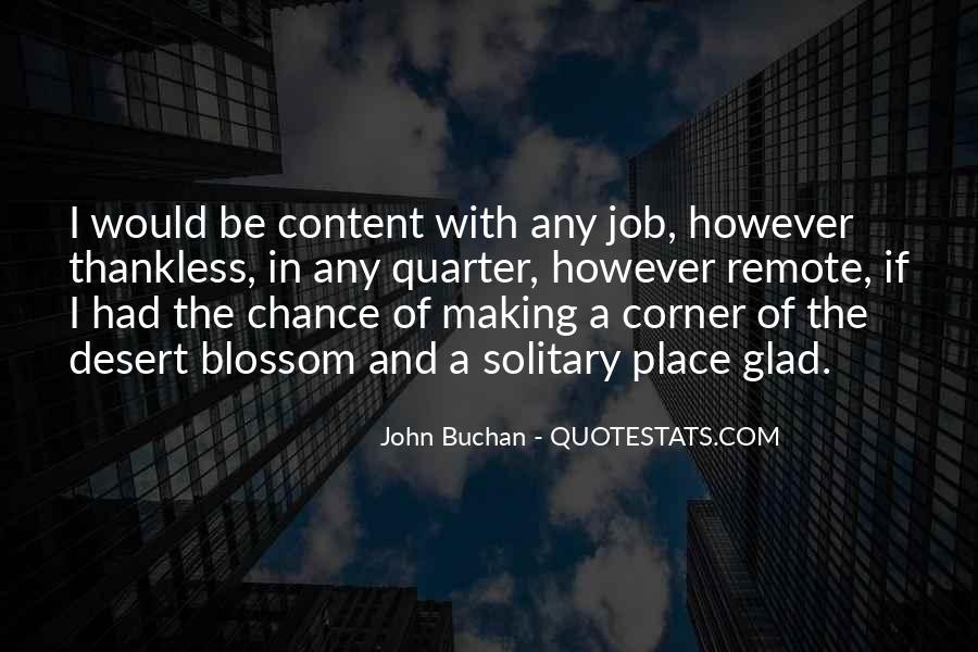 John Buchan Quotes #240729