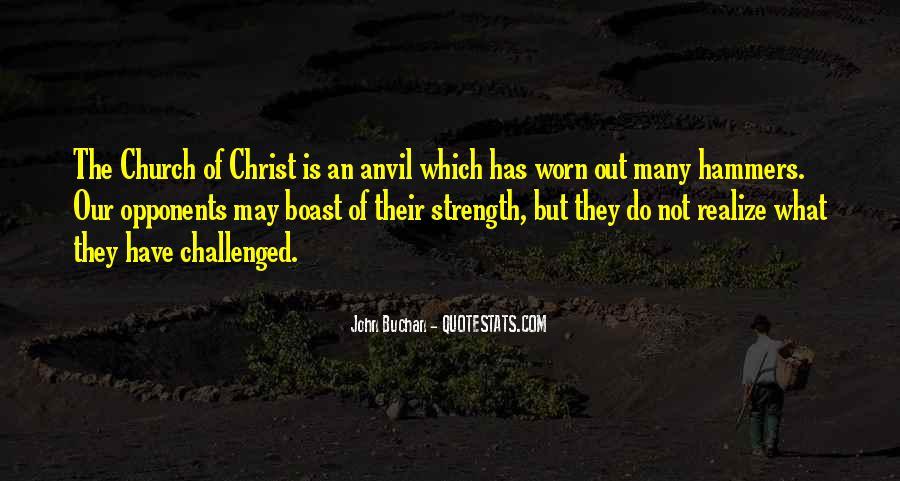 John Buchan Quotes #300280