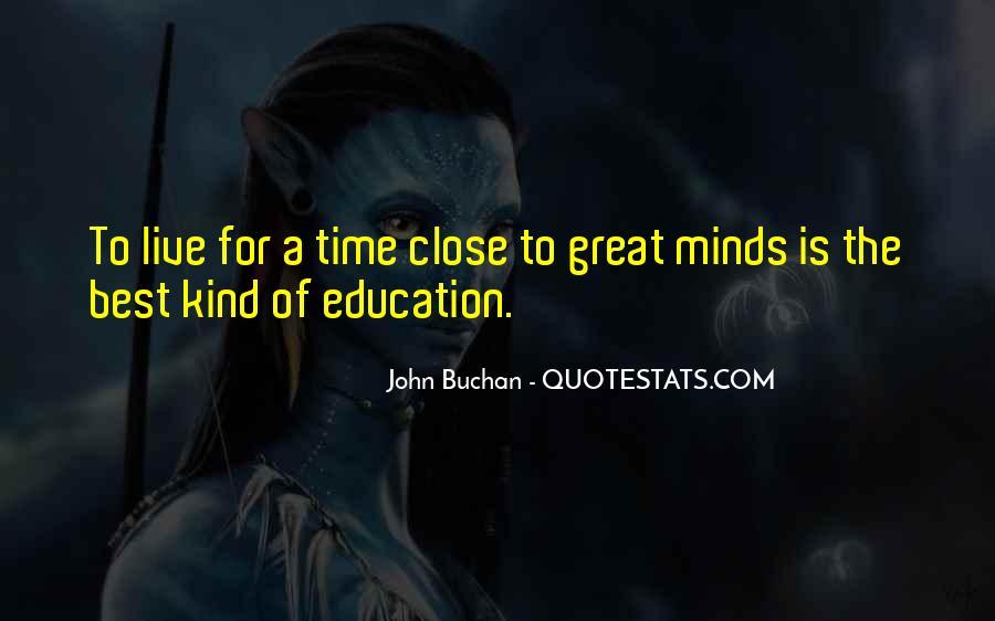 John Buchan Quotes #623676