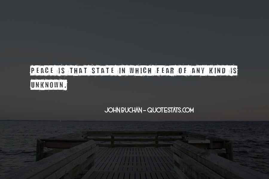 John Buchan Quotes #653963