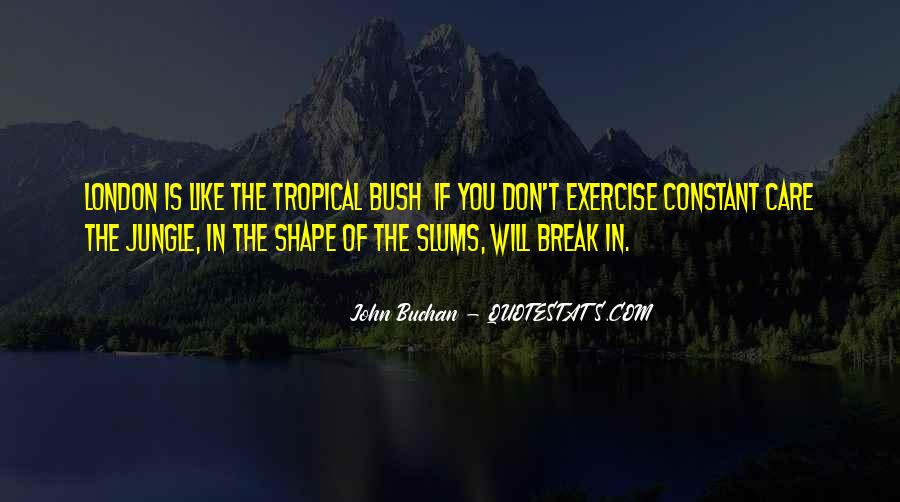 John Buchan Quotes #691956