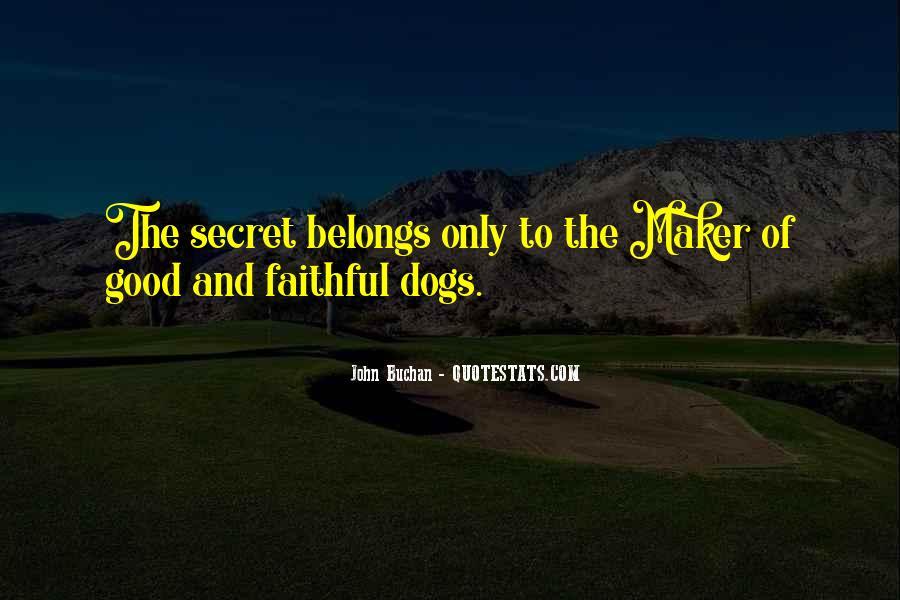 John Buchan Quotes #696068