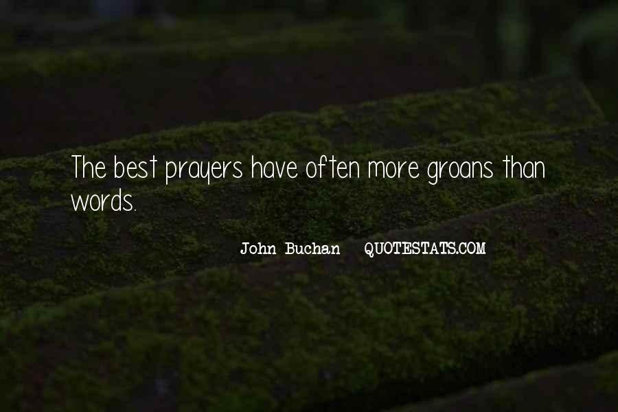 John Buchan Quotes #835669