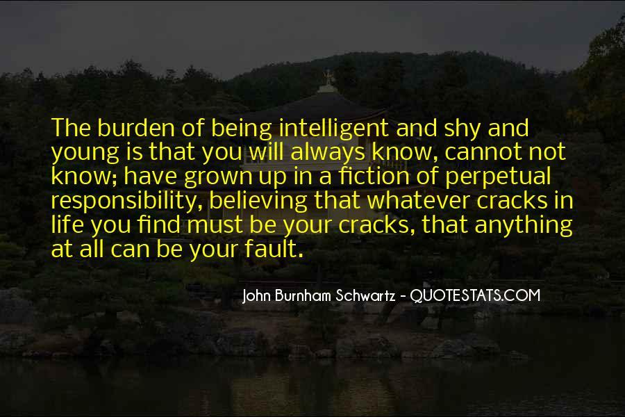 John Burnham Schwartz Quotes #1007721