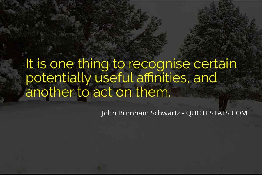 John Burnham Schwartz Quotes #1136341
