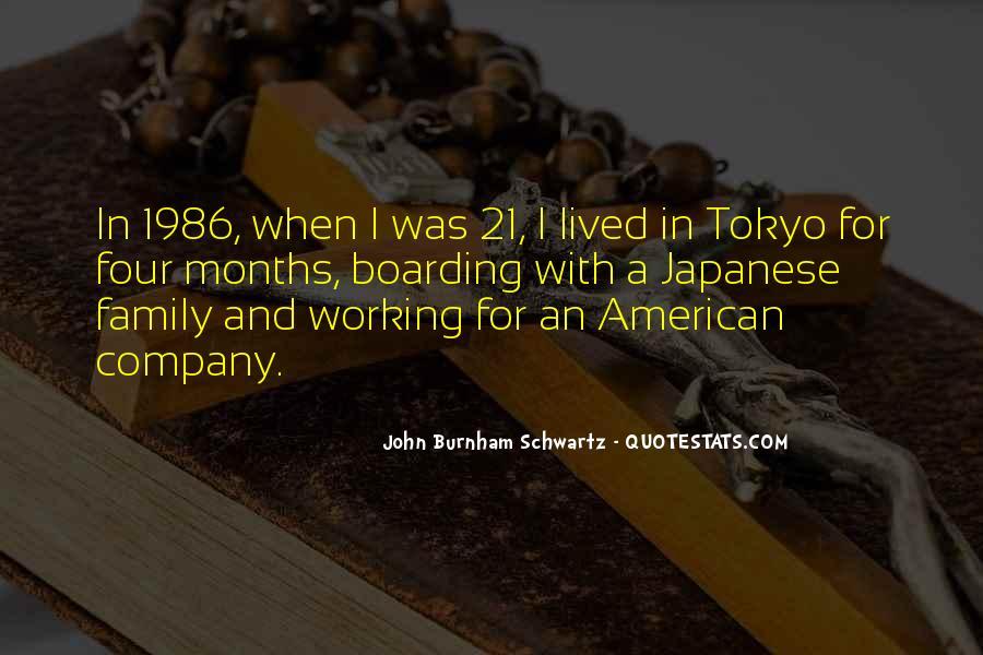 John Burnham Schwartz Quotes #1593443