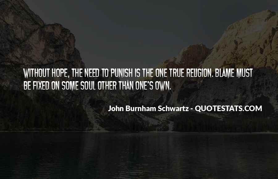 John Burnham Schwartz Quotes #1631428