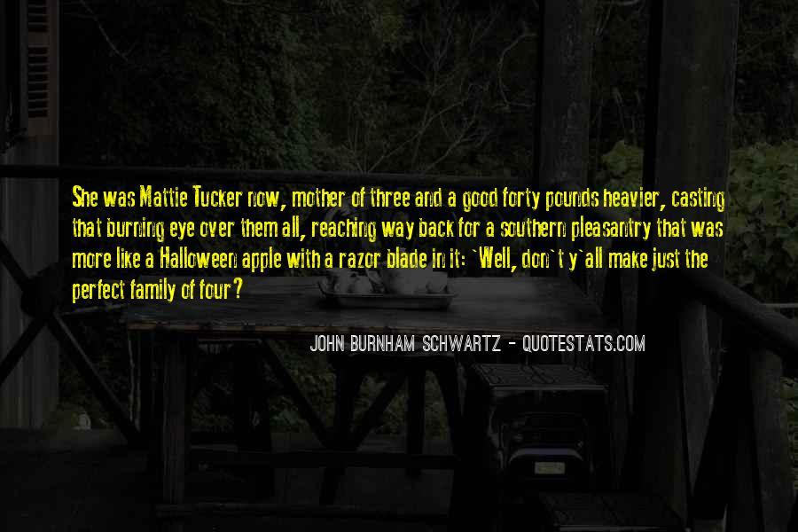 John Burnham Schwartz Quotes #364843