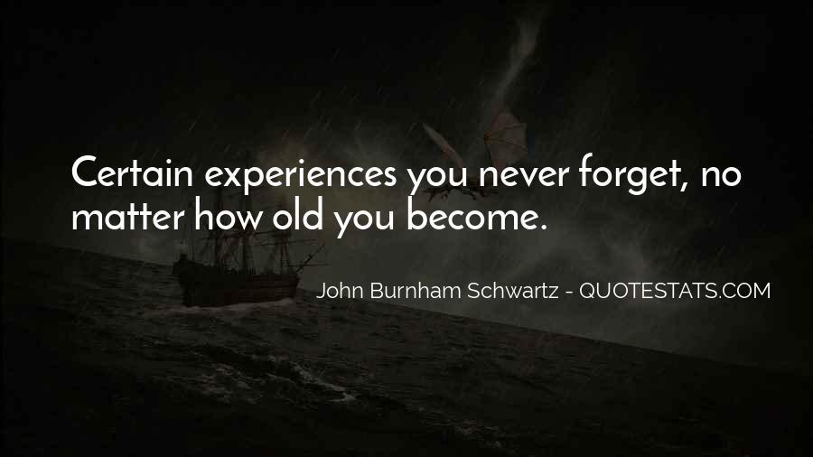 John Burnham Schwartz Quotes #400700