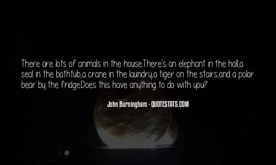 John Burningham Quotes #1347211
