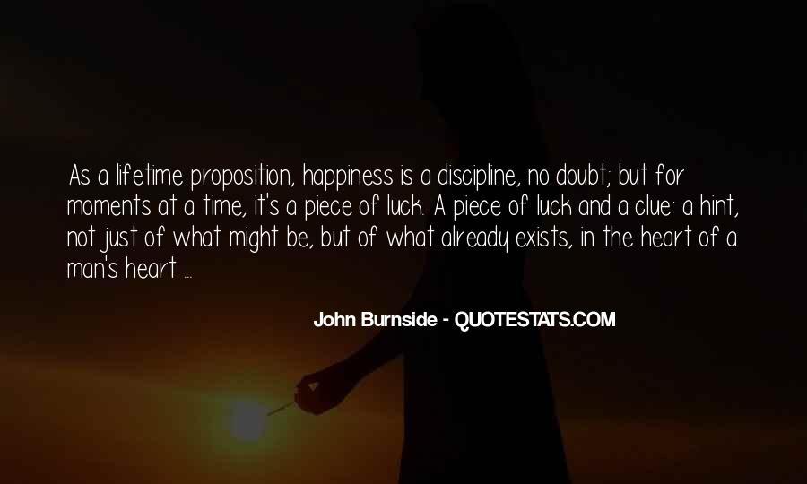 John Burnside Quotes #1071029