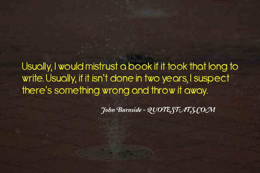 John Burnside Quotes #1109132