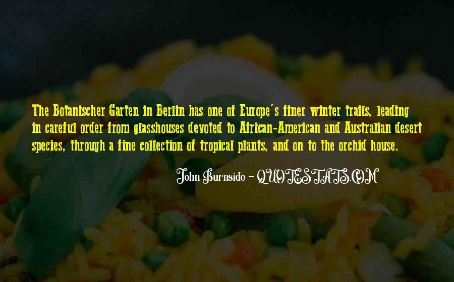John Burnside Quotes #1121278