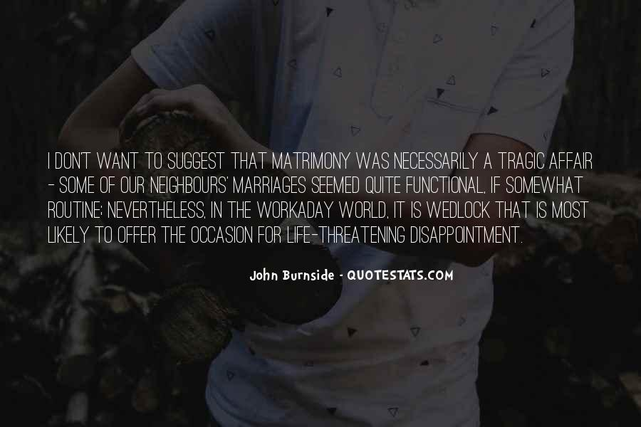 John Burnside Quotes #1182749