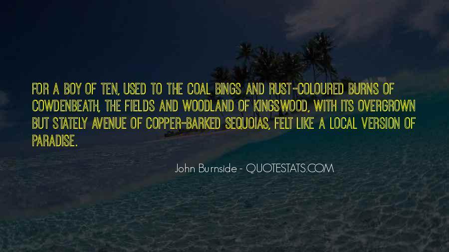John Burnside Quotes #1191154