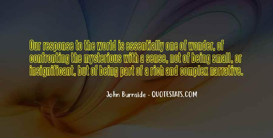 John Burnside Quotes #1214102