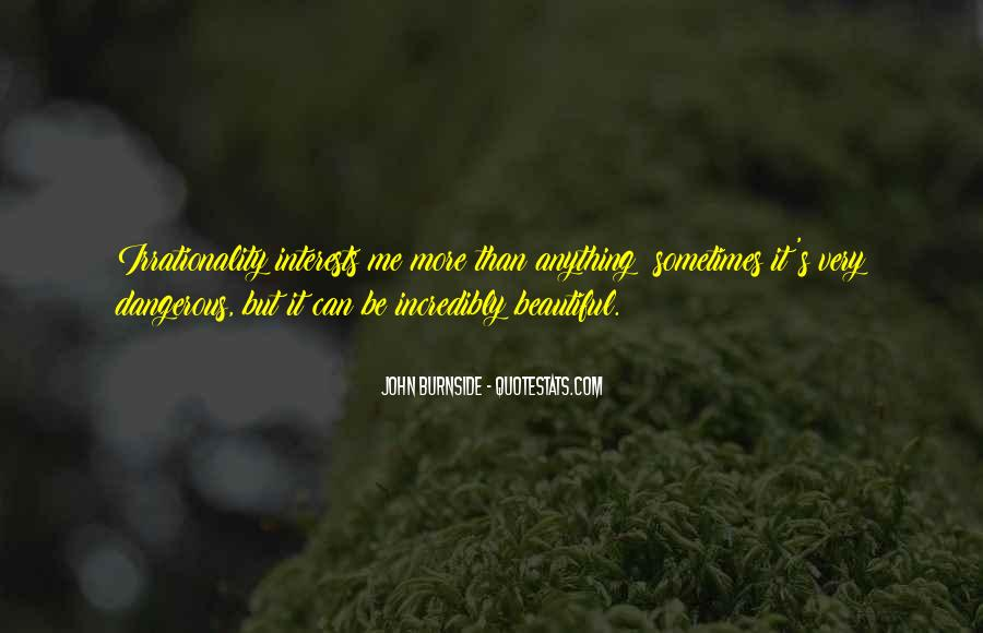 John Burnside Quotes #1326852