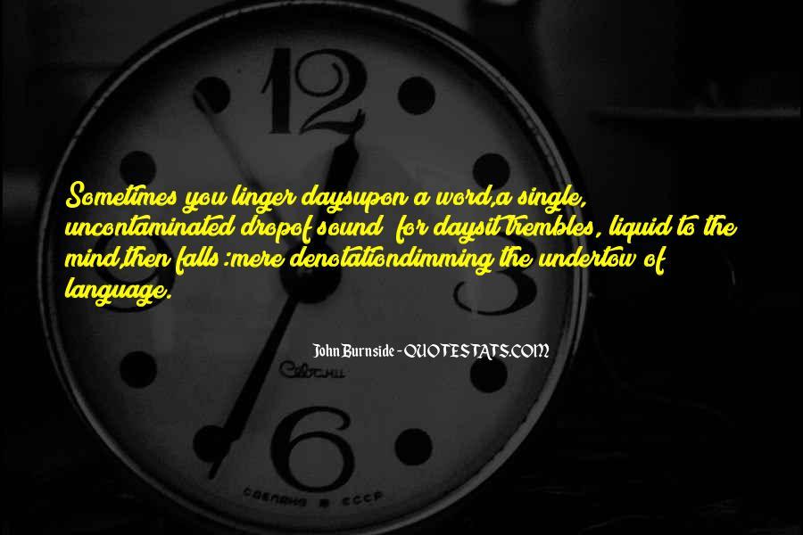 John Burnside Quotes #1379190