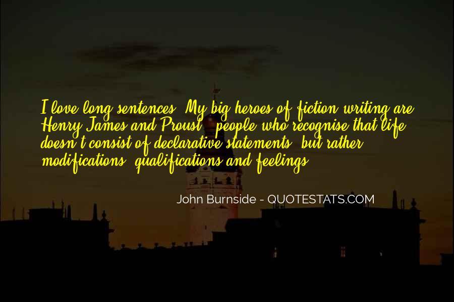 John Burnside Quotes #1408624