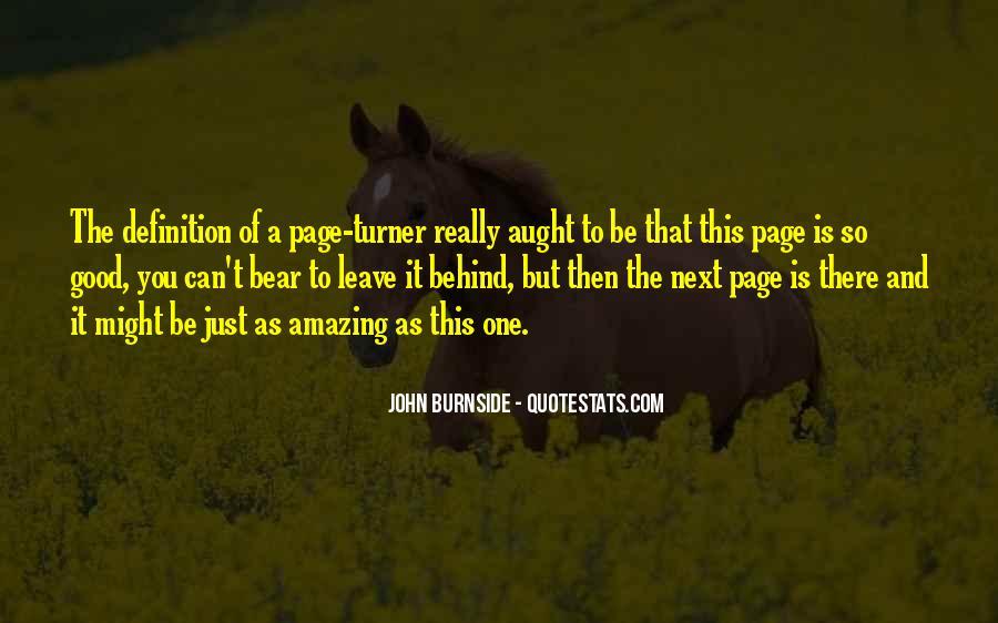 John Burnside Quotes #1415972