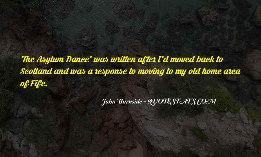 John Burnside Quotes #1570108