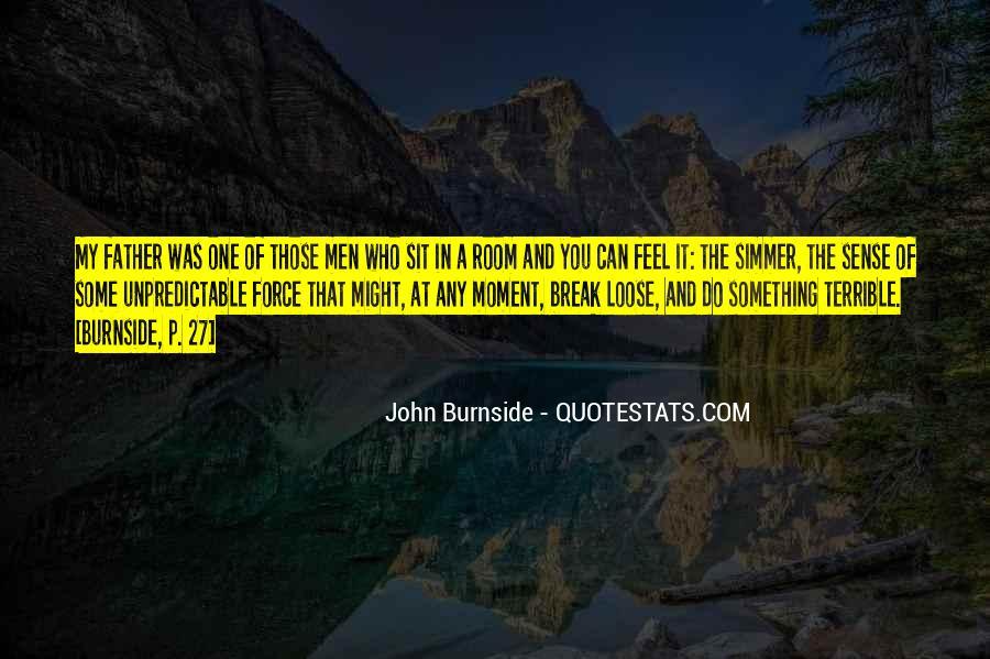 John Burnside Quotes #157118