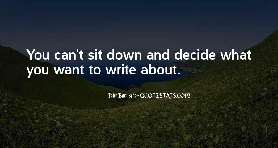 John Burnside Quotes #1587731